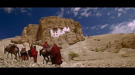Фильм Самсара. Пещеры отшельников